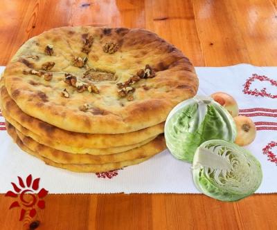 Пирог с капустой - «Кабушкаджин»
